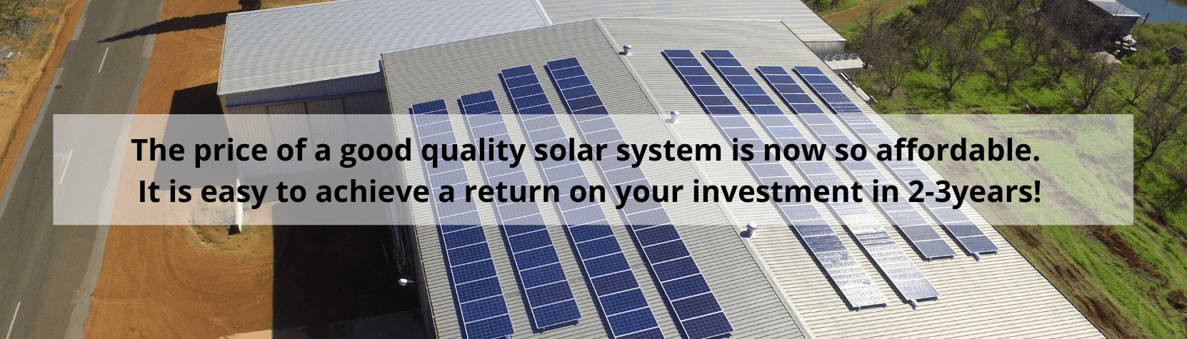 Affordable High Quality Solar System Installers in Perth