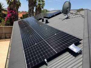 Solar Power System Panel