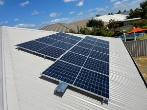 Solar Power System Panels