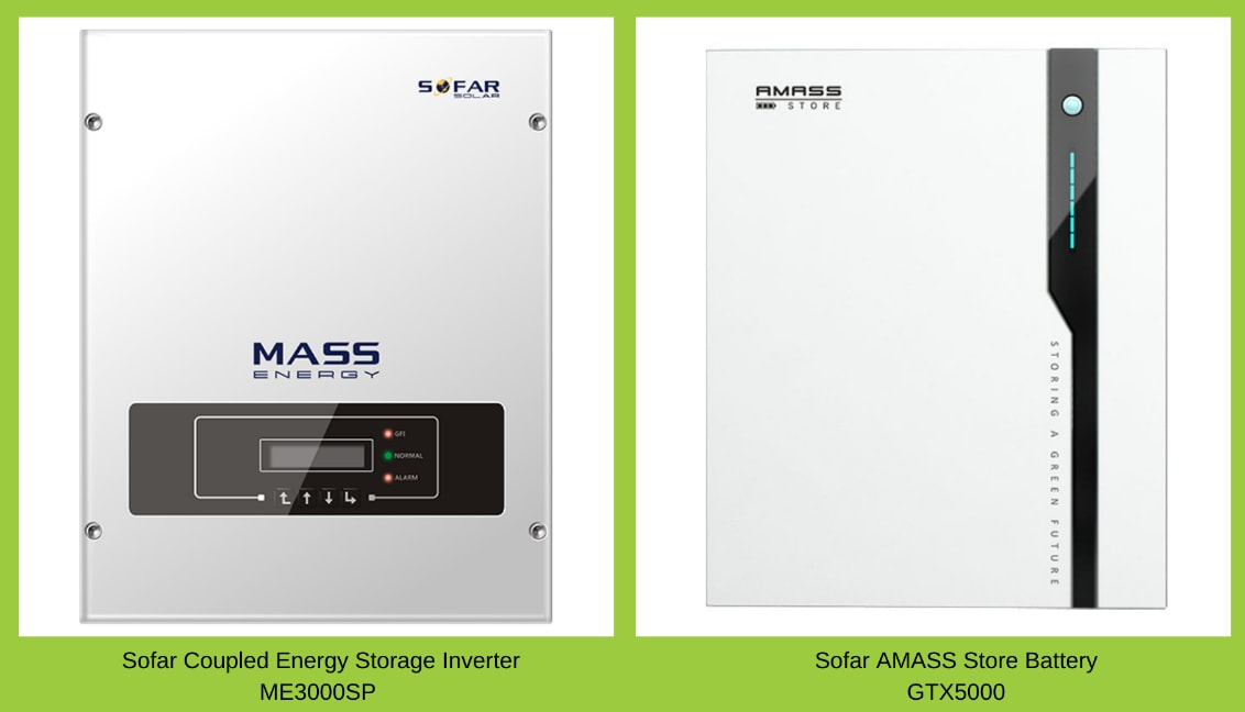 Solar battery storage- Promotion